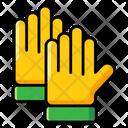 Gloves Handware Hardcover Icon