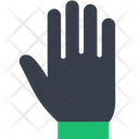 Hand Gloves Gloves Protection Icon