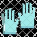 Hand Gloves Gloves Glove Icon