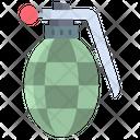 Xhand Grenade Grenade Hand Bomb Icon