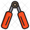 Hand Grip Sport Exercise Icon