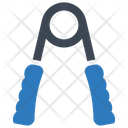 Exercise Hand Grip Icon