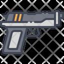 Hand Gun Gun Postol Icon