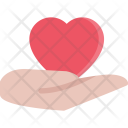 Hand Heart Couple Icon