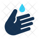 Cosmetic Gel Hand Icon