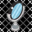 Mirror Hand Mirror Vanity Mirror Icon