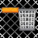 Hand Net Icon