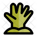 Hand Of Zombie Icon
