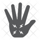 Hand Pain Body Icon