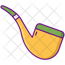 Hand Pipe Icon