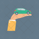 Small Car Gift Icon