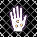 Pressure Hand Alternative Icon