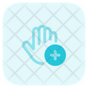 Hand Protection Hand Glove Gloves Icon