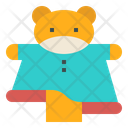 Hand Puppet Doll Icon