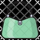 Handbag Purse Ladies Icon