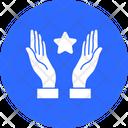 Hand Raiz Pray Dua Hand Icon