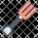 Hand Rake Icon