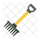 Digging Tool Digging Equipment Gardening Tool Icon