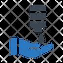 Hand Sanitize Icon