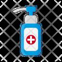Hand Sanitizer Icon