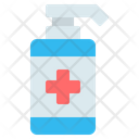 Hand Sanitizer Soap Icon