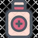 Sanitizer Hygiene Clean Icon