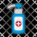 Hand Sanitizer Hand Wash Medicine Icon