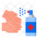 Hand Sanitizer Icon
