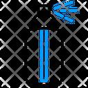 Hand Sanitizer Coronavirus Covid Icon
