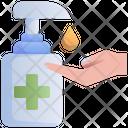 Sanitizer Soap Antiseptic Icon