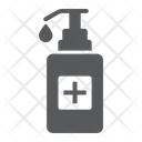 Hand Sanitizer Protection Icon