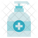 Pharmacy Hand Sanitizer Hygiene Icon