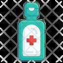 Hand Sanitizer Sanitizer Antibacterial Gel Icon