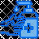 Hand Sanitizer Sanitizer Clean Icon