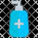 Hand Sanitizer Spray Bottle Icon