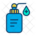 Sanitizer Hygiene Rinse Icon