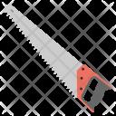 Hand Saw Carpentry Icon