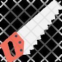 Saw Hand Carpentry Icon
