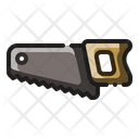 Handsaw Saw Tool Icon