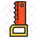 Saw Tool Construction Icon