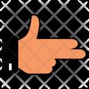 Hand Scissor Icon