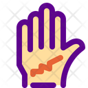 Hand Scratch Icon
