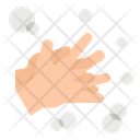 Washing Hands Clean Icon