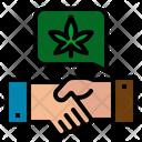 Marijuana Law Deal Icon