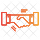 Shakehand Deal Business Icon