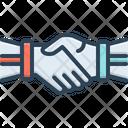 Hand Shake Hand Shake Icon
