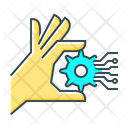 Hand Smart Hand Smart Icon