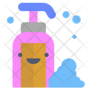 Hand Soap Handwash Foam Icon