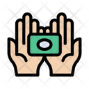 Hand Soap Cleaning Icon