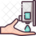 Cleaning Hands Wash Icon